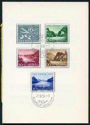 5657: Switzerland Pro Patria - Postage due stamps