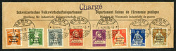 7242: Collections and Lots Switzerland Officals - Official stamps