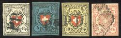 190260: Switzerland, Canton Zurich - Bulk lot