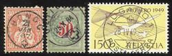 190260: Switzerland, Canton Zurich - Face value bulk lot