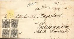 4745360: Österreich Abstempelungen Galizien