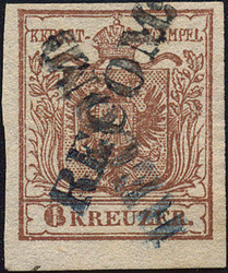 4745300: Austria Cancellations - Cancellations and seals