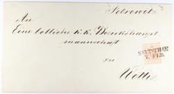 4745345: Österreich Abstempelungen Böhmen