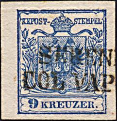 4745355: 奧大利郵戳Dalmatia