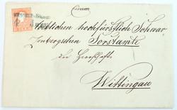 4745380: Österreich Abstempelungen Mähren