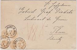 4745065: Austria 1863 Issue