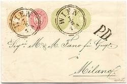 4745065: Österreich Ausgabe 1863