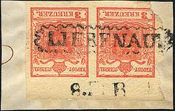 4745345: Österreich Abstempelungen Böhmen - Stempel