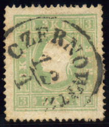 4745350: 奧大利郵戳Bohemia - Cancellations and seals