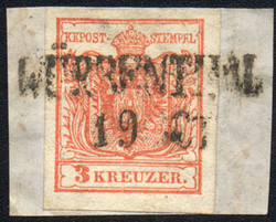4745400: オーストリア・消印・シレジア - Cancellations and seals