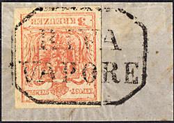 4791: Österreich Marine- und Schiffspost - Stempel