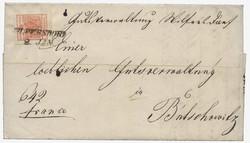 4745315: Österreich Abstempelungen Niederösterreich - Cancellations and seals