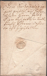 4745020: Austria Early Pre Philatelic letters and Documents - Pre-philately