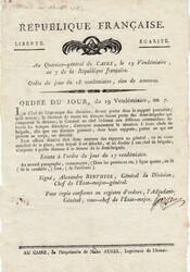 1560: Ägypten (Königreich) - Vorphilatelie