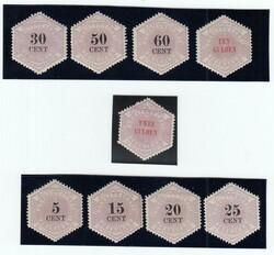 4610: Niederlande - Telegrafenmarken