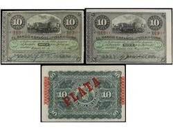 110.560.190: Banknoten - Amerika - Kuba
