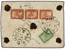 Soler y Llach - Stamps - Los 4282