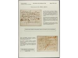 7999: Chile - Briefe Posten