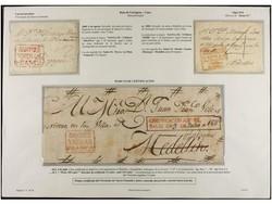 7999: Kolumbien - Briefe Posten