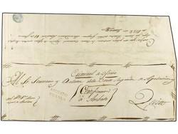 7999: Ecuador - Briefe Posten