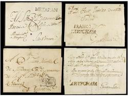 5565: Salvador - Briefe Posten