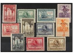 7261: Sammlungen und Posten Spanien und Kolonien - Collections