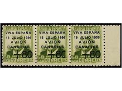 5960: Spanien Kanarischen Inseln Flugpost. - Flugpostmarken