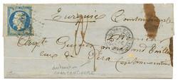 4083: Crimean War - Cancellations and seals