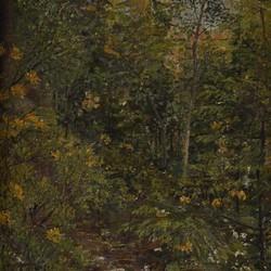 Waldstück ca datiert