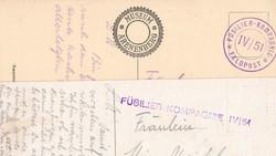 5711005: Schweiz Soldatenmarken, 2. Weltkrieg 1939-1945 - Postkarten
