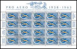 5659: Schweiz Flugpostmarken