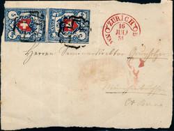 5655115: Rayon I, hellblau, ohne KE (STEIN B2)