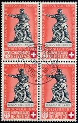 5657: Schweiz Pro Patria - Dienstmarken