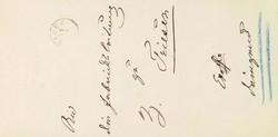 4175030: Liechtenstein Vorphilatelie/ Briefe ohne Marken - Vorphilatelie