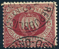 5590: San Marino - Stempel