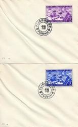 5711005: Schweiz Soldatenmarken, 2. Weltkrieg 1939-1945 - Ganzsachen
