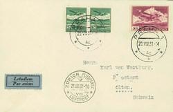 6335: Tschechoslowakei - Flugpostmarken
