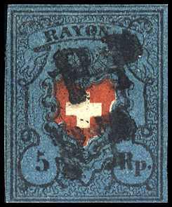 Lot 538 - RAYON I, DUNKELBLAU OHNE KE  -  MH Marken GmbH Auktion 118