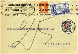 2565: Frankreich - Portomarken