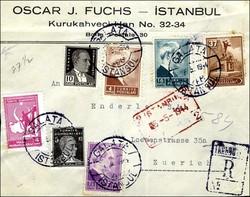 6355: Türkei - Briefe Posten