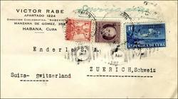 2335: Cuba - Briefe Posten