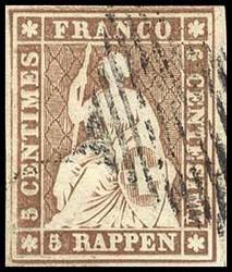 5655132: Strubel B1/B 1st Berner Printing