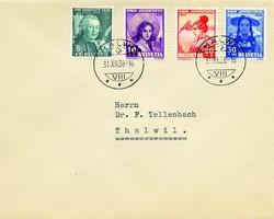 5656: Schweiz Pro Juventute - Stempel