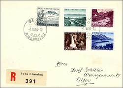 5657: Schweiz Pro Patria - Blöcke