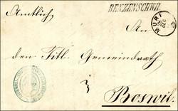 5655055: Kanton Aargau - Vorphilatelie
