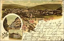 5650: Schweiz Kanton Basel - Postkarten