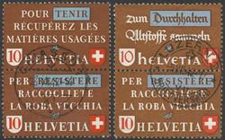 5655154: Schweiz Zusammenhängende - Lot