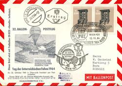 5659199: Diverse ausländische Flüge - Flugpostmarken