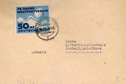 1380: DDR - Stempel