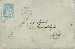 5655133: Strubel 2. Berner Druck mittelstrakes Papier - Postkarten
